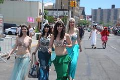 Mermaid Parade 2014 (zaxouzo) Tags: nyc people sexy public brooklyn coneyisland costume parade mermaidparade pasties 2014 nikond90