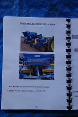 John Ross, Compost Enthusiast and Retired Canefarmer (bilateral) Tags: sugarcane johnross composting agriculture farming experimentation