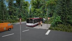 450' (KamilUSA) Tags: omsi bus simulator solaris urbino