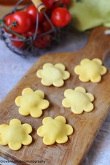 Ravioli con ricotta di capra e melanzane 8 (Giovanna-la cuoca eclettica) Tags: ravioli melanzane uova farina ricotta primipiattiabasediverdure