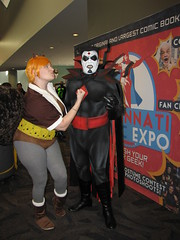 IMG_3279 (foodbyfax) Tags: cincinnaticomicexpo cosplay squirrelgirl mistersinister