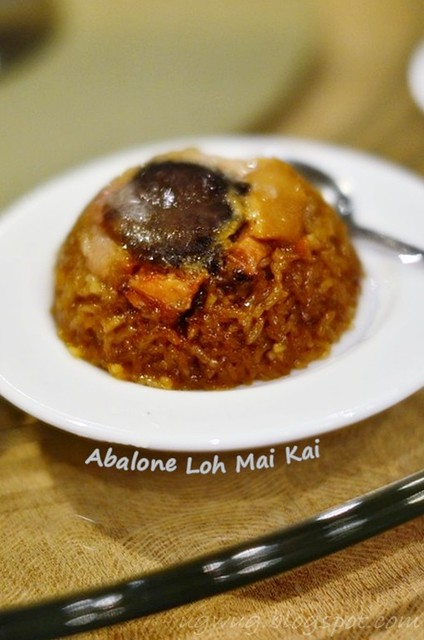 Abalone Glutinous Rice (Loh Mai Kai)