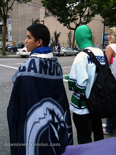 Vancouver Canucks victory party_4