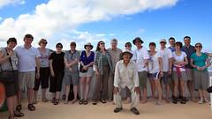 Galapagos Voyager tour group