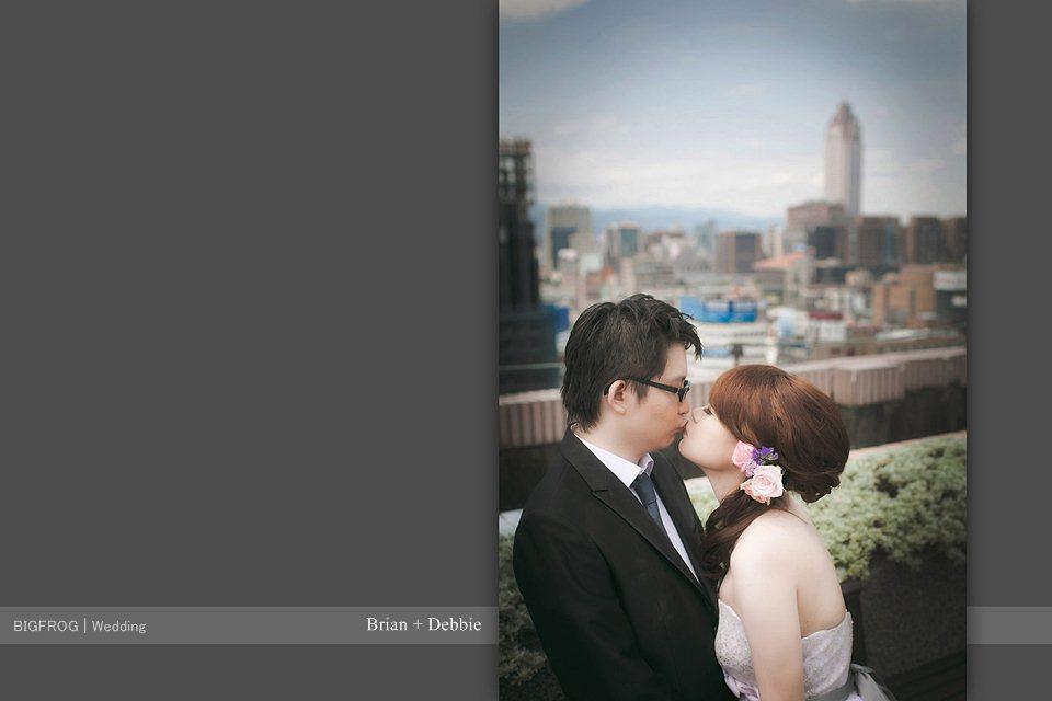 婚禮紀錄 - 晶華酒店 - Brian+Debbie