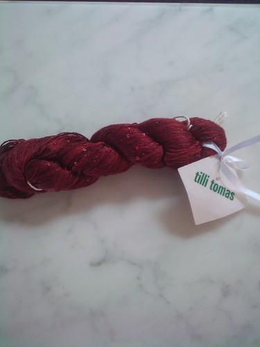 Tili yarn