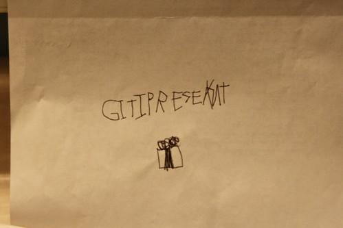 git present