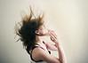Explosion (SOMETHiNG MONUMENTAL) Tags: wild selfportrait hair nikon wind explosion blowing burst untamed d60 somethingmonumental mandycrandell