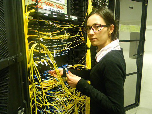 Women can... be electrical engineers... by UNDP in Europe and Central Asia, on Flickr