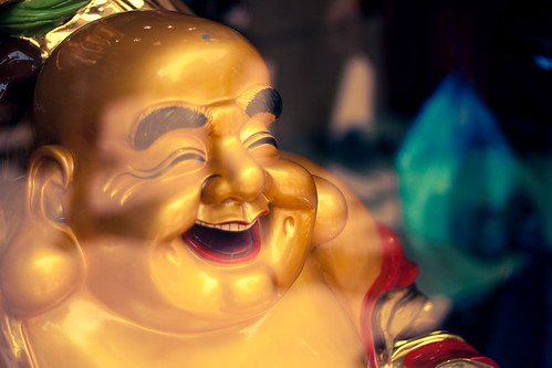 From flickr.com: Laughing Buddha {MID-260758}