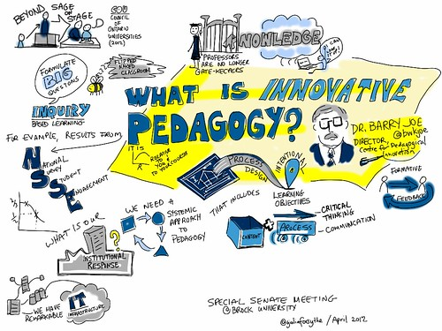 Dr.Barry Joe, What is Innovative Pedagog by giulia.forsythe, on Flickr