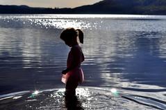 visiting (monica_adirondackinspired) Tags: sparklingwater atthelake abeautifulevening weofcoursegotdinnertoo