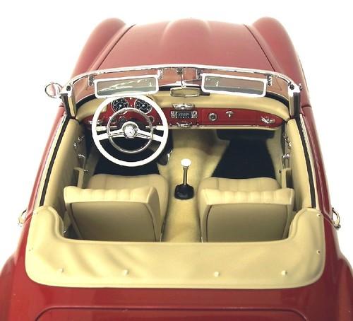 AutoArt 190 SL cruscotto