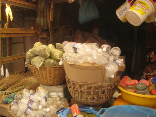Recycling in Gambia