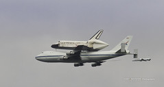 """""""Permission to fly-by granted"""" (f3niks) Tags: shuttle discovery bethesdamd discoveryshuttle april172012"""