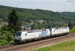 193 922-2 mit 193 901-6 Siemens Vectron (vsoe) Tags: train austria österreich siemens eisenbahn railway berge bahn 193 elok westbahn vectron eichgraben lokzug