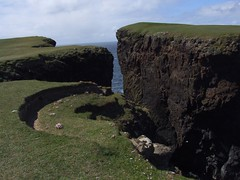 Geo forms (nz_willowherb) Tags: see scotland rocks flickr tour visit volcanic shetland eshaness to go visitshetland seeshetland goptoshetland