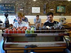 Dwell Time, Cambridge, MA (Project Latte - Cafe Culture) Tags: cambridge boston ma cafe strada massachusetts broadway coffeeshop coffeehouse coffeebar dwelltime 02139 espressobar espressomachine