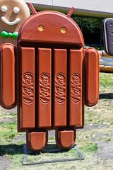 Google Android - KitKat (PR Photography) Tags: california usa google northamerica mountainview