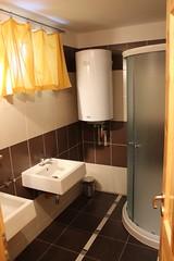 chaloupka - koupelna