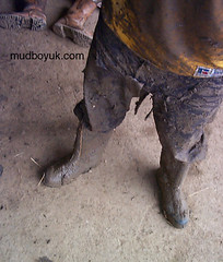 muddy wellies (MudboyUK) Tags: man guy mud boots dirty overalls worker filthy wellies muddy bootsmudfetish