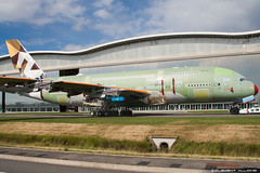 Etihad Airways Airbus A380-861 cn 170 F-WWAB // A6-APB (Clment Alloing - CAphotography) Tags: test cn canon airplane airport aircraft flight airbus toulouse airways aeroport aeropuerto blagnac spotting 170 tls a6 etihad 100400 lfbo a380861 fwwab a6apb