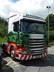 PK11WPM H6344 Eddie Stobart Scania 'Lucy Caitlin' (graham19492000) Tags: eddie scania stobart eddiestobart h6344 lucycaitlin pk11wpm