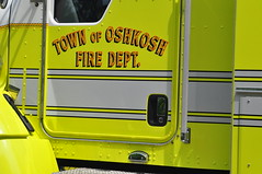 Town of Oshkosh Fire Department Rescue 25 (Triborough) Tags: rescue wisconsin firetruck pierce fireengine wi kenworth algoma winnebagocounty tofd rescue25 townofoshkoshfiredepartment