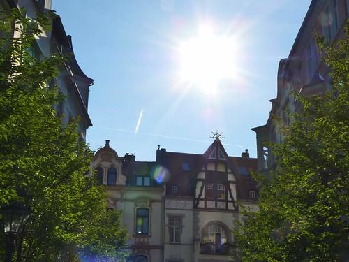 Herbstspaziergang durch die Altstadt