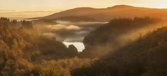 An Trisichean (J McSporran) Tags: scotland trossachs lochlomondandtrossachsnationalpark lochdrunkie morning morningmist sunrise sunbeams sunbeam autumn landscape canon6d ef70200mmf28lisiiusm
