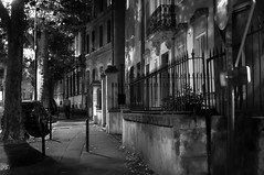 Sidwalk Noir (intagliodragon) Tags: aixenprovence provencealpesctedazur france fra
