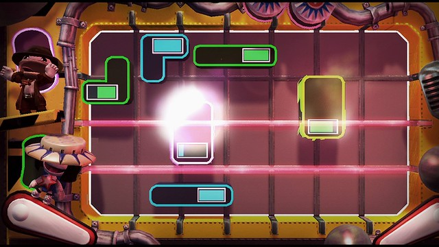 LittleBigPlanet for PlayStation Vita - Minigames