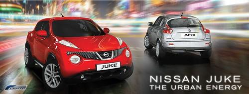 Nissan Juke Kombinasi SUV dan Compact Car