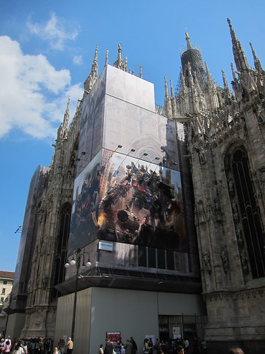 Duomo - financing the restoration