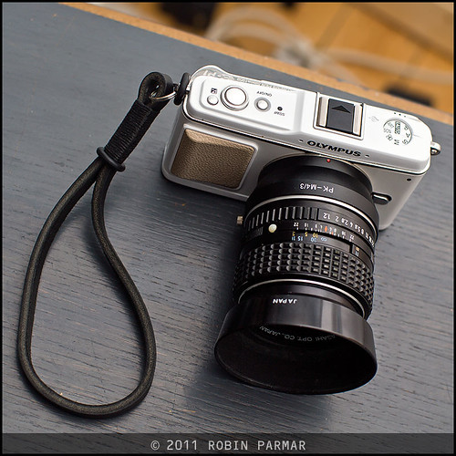 theatre of noise: Olympus E-P1 Review Part Two