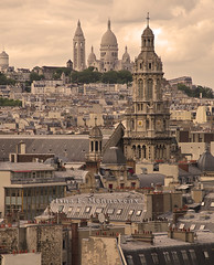 Paris on the rooftop 4 (Isna On/Off) Tags: paris rooftop isna