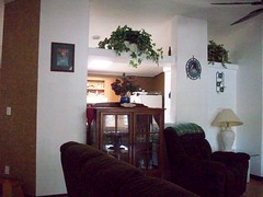 Living Room 2 (SunshineRanchRentals) Tags: show vacation arizona white mountains low rental az