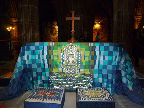 St Mungo's Shrine, Glasgow Cathedral