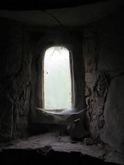 Dusty tower window (shaggy359) Tags: cambridge light dusty church window wall cherry cobweb dust cambridgeshire hinton untidy inset standrew cherryhinton cambs