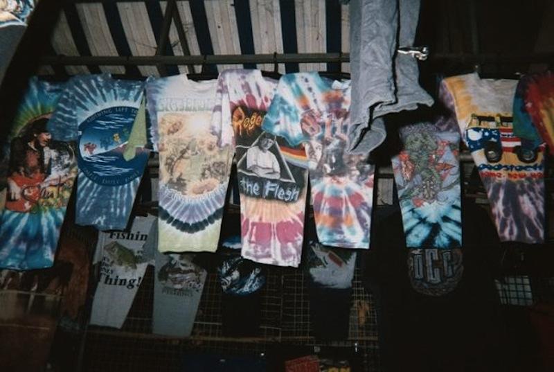 Noir XXX thai tie dye t-shirts 1