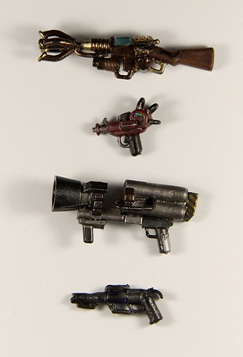 Custom minifig The Wunderwaffe!