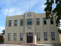 Derwent Valley Council Chambers, New Norfok