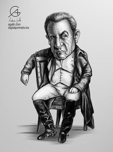 Nicolas Sarkozy Bonaparte