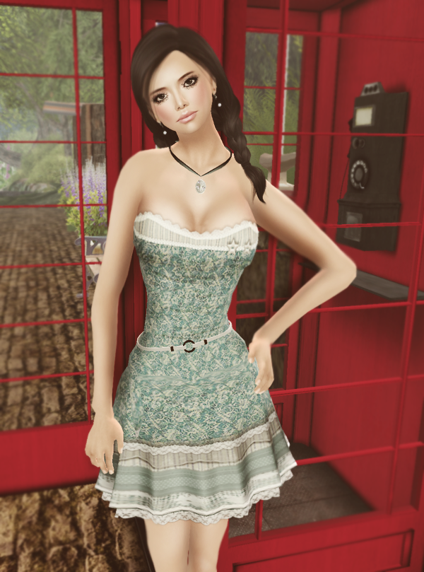 D-Select Dress & Belt