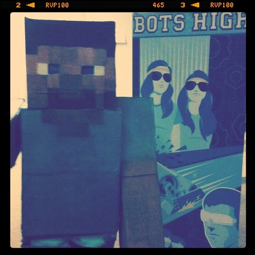 Mindcraft + Bots High