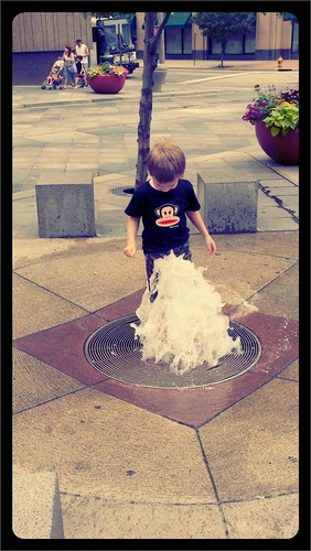 Fountain fun 2