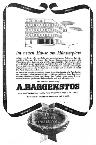 August Baggenstos
