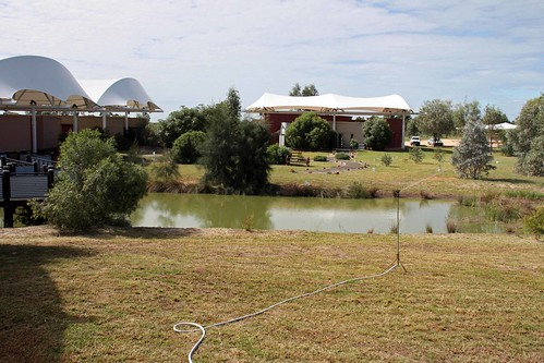 Back 'O Bourke Exhibition Centre by Tim J Keegan, on Flickr