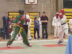 IUTF Intervarsities - UCD Sports Centre (March 2012) (irlLordy) Tags: ireland dublin club march lucy taekwondo spar tkd iutf rcsi ucd 2012 sportscentre intervarsities