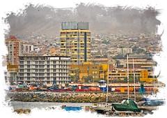 Torre CODELCO Antofagasta Chile (Victorddt) Tags: chile sonycybershot antofagasta nortedechile iiregión dsch55 torrecodelco